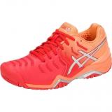 Giày tennis Asics Nữ Gel Resolution 7 (E751Y-600)