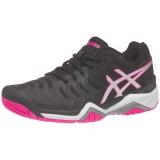 Giày tennis Asics nữ Gel Resolution 7 (E751Y-9093)