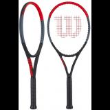 Vợt tennis Wilson Clash 100L (280gr) Grip 1 + 2