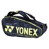 Túi Tennis Yonex Pro X9  Đen Vàng (BA92029EX-400)