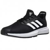 Giày Tennis Adidas Game Court Black/White (GZ8515)