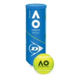 Bóng Tennis Dunlop AO - Australian Open ( Hộp 3 quả)